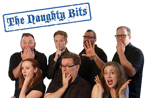 A new show by Kurt Kleinmann and the Naughty Bit Players!